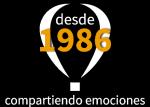 Aeroglobo, desde 1986 compartiendo emociones.